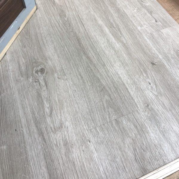 Stoney Oak Light Grey Vinyl With Underlay Right Price Tiles