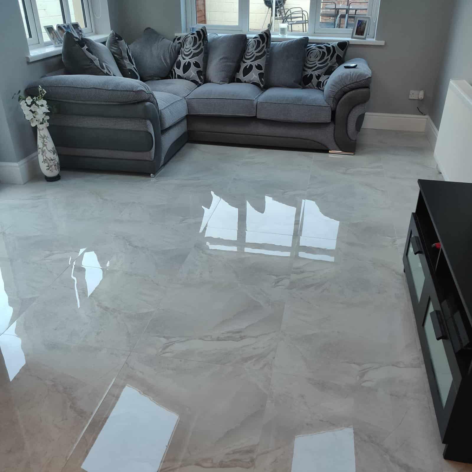 Soft Grey Light 60 X Right Price Tiles