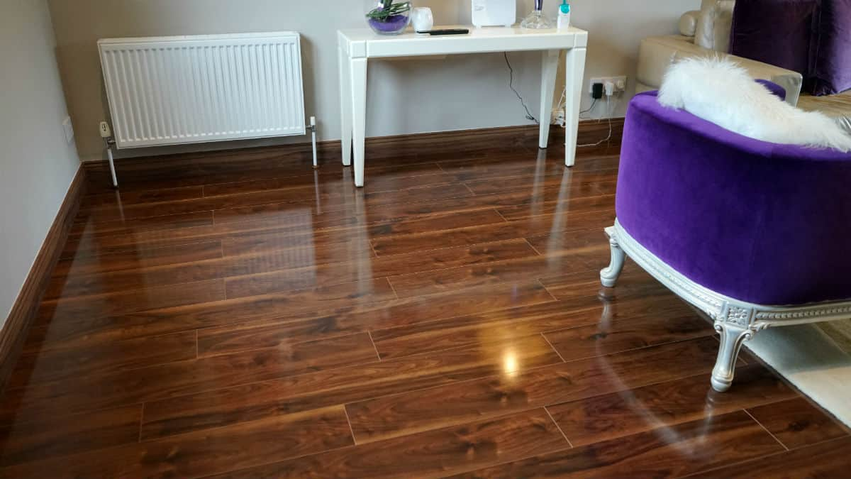 American Walnut Gloss Right Price Tiles