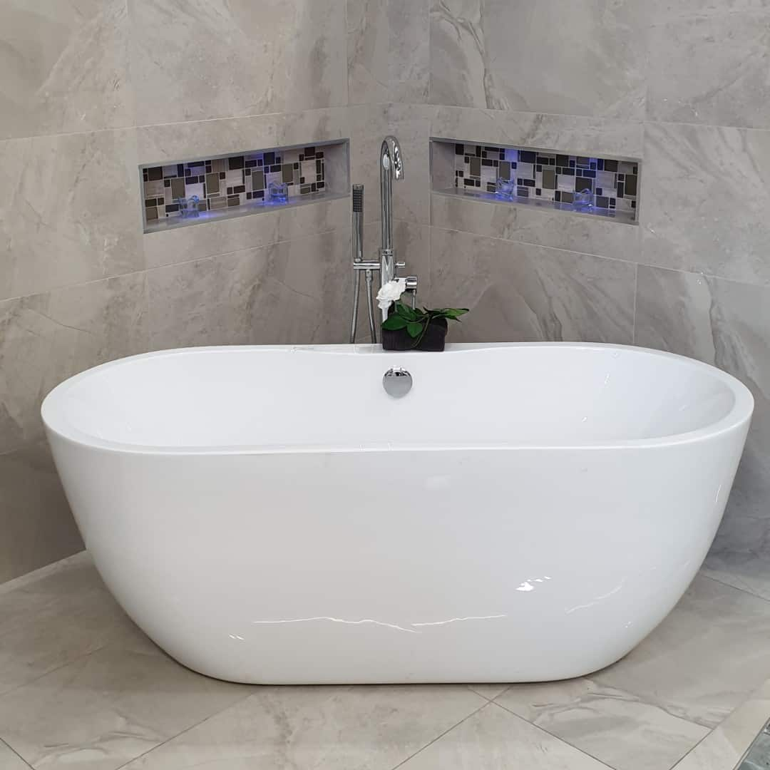 San Marlo Free Standing Bath Right Price Tiles